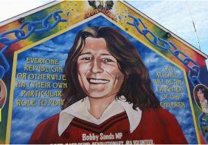 Belfast Wall Murals Bobby Sands Mural Picture Of Taxi Trax Belfast Tripadvisor