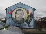 Belfast Wall Murals Mural On Black Taxi tour Picture Of Ni Black Taxi tours Belfast
