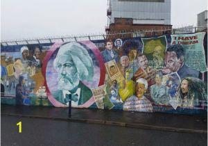 Belfast Wall Murals Muro Picture Of Belfast Black Taxi Mural tours Belfast Tripadvisor