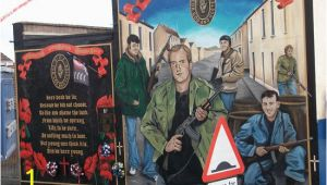 Belfast Wall Murals Sen On the Red Bus tour some Of these Wall Paintings are