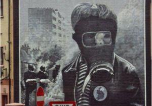 Belfast Wall Murals tour Anti War Mural northern Ireland
