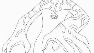 Ben 10 Coloring Pages Upgrade Ben 10 Upgrade Printable Colouring Page