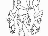 Ben 10 Ultimate Alien Coloring Pages Ben 10 Water Hazard Alien Ultimate Coloring Pages