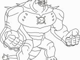 Ben 10 Ultimate Alien Coloring Pages Free Printable Ben 10 Coloring Pages for Kids