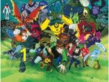 Ben 10 Wall Mural 277 Best Ben 10 Images