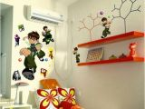 Ben 10 Wall Mural Wall Decor Ben 10 Kids Wall Sticker for Kids Room & Nursery