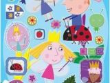 Ben and Holly Wall Mural Ben & Holly S Little Kingdom Playroom