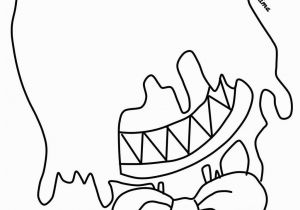 Bendy and the Ink Machine Coloring Pages Printable Sheet Bendy Machinesign Coloring Pages