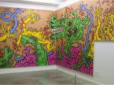 Berlin Wall Mural Keith Haring Kunst Paris Widmet Keith Haring Große Retrospektive