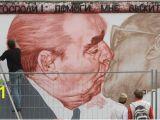 Berlin Wall Mural Kiss Dmitry Vrubel S Mural Of Ussr President Leonid Brezhnev Kissing East