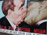 Berlin Wall Mural Kiss East Side Gallery Berlin Wall Murals Berlin Album On Imgur
