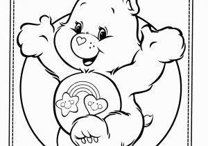 Best Friend Care Bear Coloring Pages Unique Carebear Coloring Sheet Design