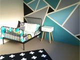 Best Paint for Indoor Wall Mural Best Of Wall Paint Design Ideas with Tape and Geometric Wall