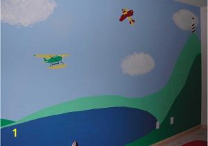 Best Paint for Murals Indoors How to Paint Over Nursery Mural