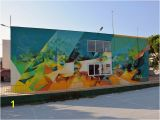"Beyond Walls Mural Festival Citycall"" the Public Mural Art Festival"