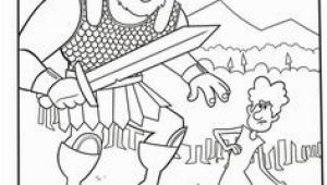 Bible Coloring Pages David and Goliath 1360 Best David and Goliath Images On Pinterest In 2019
