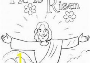 Bible Coloring Pages Jesus Resurrection Color by Number Jesus Coloring Page for Kids Printable