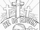 Bible Coloring Pages Jesus Resurrection Jesus Resurrection Coloring Page Fresh Easter Coloring Pages Jesus