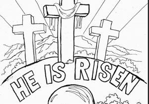 Bible Coloring Pages Jesus Resurrection Jesus Resurrection Coloring Page Fresh Easter Coloring Pages Jesus