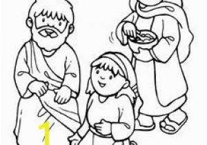 Bible Coloring Pages Mary and Martha 63 Best Mary and Martha Images