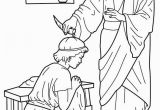 Bible Coloring Pages Mary and Martha Pin by Patricia Coelho On Bible