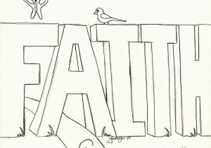 Bible Coloring Pages On Faith Free Bible Coloring Pages at Artistic Hands Of Faith