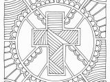 Bible Easter Coloring Pages Coloring Page Cross Colouring Pinterest