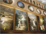 Bible Story Murals Hallelujah Square the Round Murals are Bible Stories Picture Of