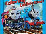 Big Apple Adventure Coloring Pages Buy Thomas & Friends 6 Movie Coloring Collection Thomas