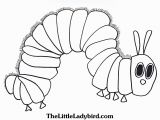 Big Hungry Caterpillar Coloring Pages Best Very Hungry Caterpillar Coloring Page Coloring Pages