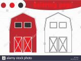 Big Red Barn Coloring Pages Farm Style Stock S & Farm Style Stock Page 12