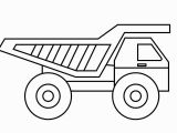Big Truck Coloring Pages for Kids Construction Truck Colouring Pages for Kids Dump Truck