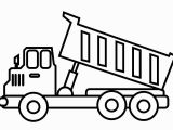 Big Truck Coloring Pages for Kids Dump Truck Colouring Pages Construction Truck Coloring Book