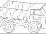 Big Truck Coloring Pages for Kids Trailer Coloring Pages