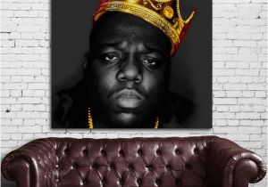 Biggies Wall Mural 17 Poster Mural Notorious Big Biggie Smalls Rap Hip Hop Print