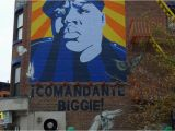Biggies Wall Mural Biggie Smalls Death Anniversary Murals Art and More Tributes to