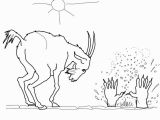 Billy Goats Gruff Coloring Page the Three Billy Goats Gruff Coloring Pages Coloring Home