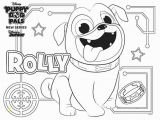 Bingo and Rolly Coloring Pages Dog Free Clipart 300