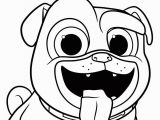 Bingo and Rolly Coloring Pages Puppy Dog Pals Coloring Sheets Rolly Scribblefun
