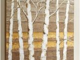 Birch Tree Wall Mural Diy 14 Best Painting Trees On Walls Images