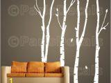 Birch Tree Wall Mural Target Ruth Mueller Remueller On Pinterest