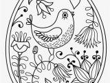 Bird Egg Coloring Page Pin Od Elżbieta Dembicka Na świetlica