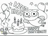 Birthday Coloring Pages Free Happy Birthday Coloring Pages Cardp Best Happy Birthday Cards