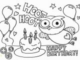"Birthday Coloring Pages Free Milk Eyes ""giggle and Hoot"" Free Download Colouring Pages Birthday"