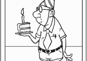 Birthday Coloring Pages to Print Happy Birthday Coloring Pages Beautiful Birthday Coloring Pages