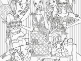 Birthday Free Coloring Pages Christmas to Color