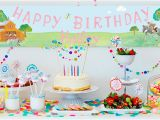 Birthday Party Wall Murals Kids Birthday Banners Gifts