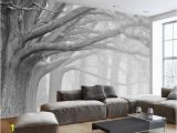 Black and White forest Wall Mural why Wandbilder Schlafzimmer Modern Had Been so Popular Till