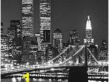 Black and White Nyc Wall Mural From Idealdecor Wall Mural & Giant Art X