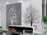 Black and White Tree Wall Mural 3d Wall Paper Rolls Wallpaper for Walls 3d Murals Hd Black and White Tree Simple 3d Tv Background Wallpapers Home Improvement Arkadi Good Wallpapers